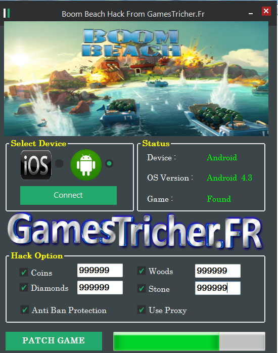 Boom Beach Hack Android/iOS - Free Download | Boom Beach